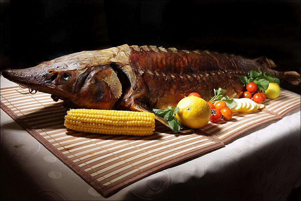 Рыба горячего копчения купить в москве