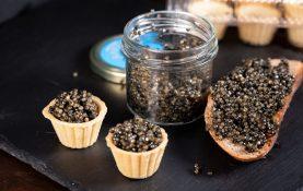 Почему Астраханская черная икра самая вкусная?