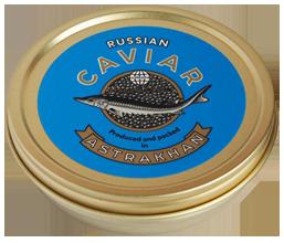 Икра русского осетра дикий осетр 125 г фото